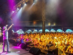 Airlie Beach Festival of Music Cover Image