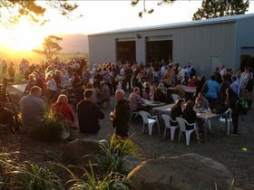 Kenny Escapes Tour to the Shoalhaven Winter Wine Festival