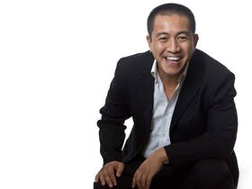 Anh Do - The Happiest Refugee Live Cover Image
