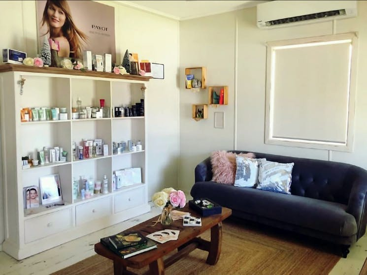 Relax! Solace Day Spa and Beauty