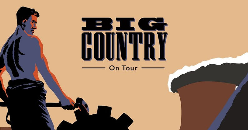 Image of the event 'Big Country Marrickville'