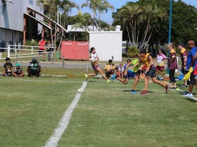 NAIDOC Touch Football and Netball Game