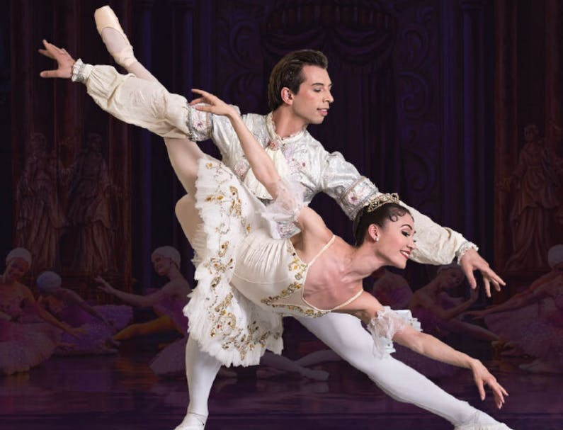 Image of the event 'Sleeping Beauty: Moscow Ballet La Classique'