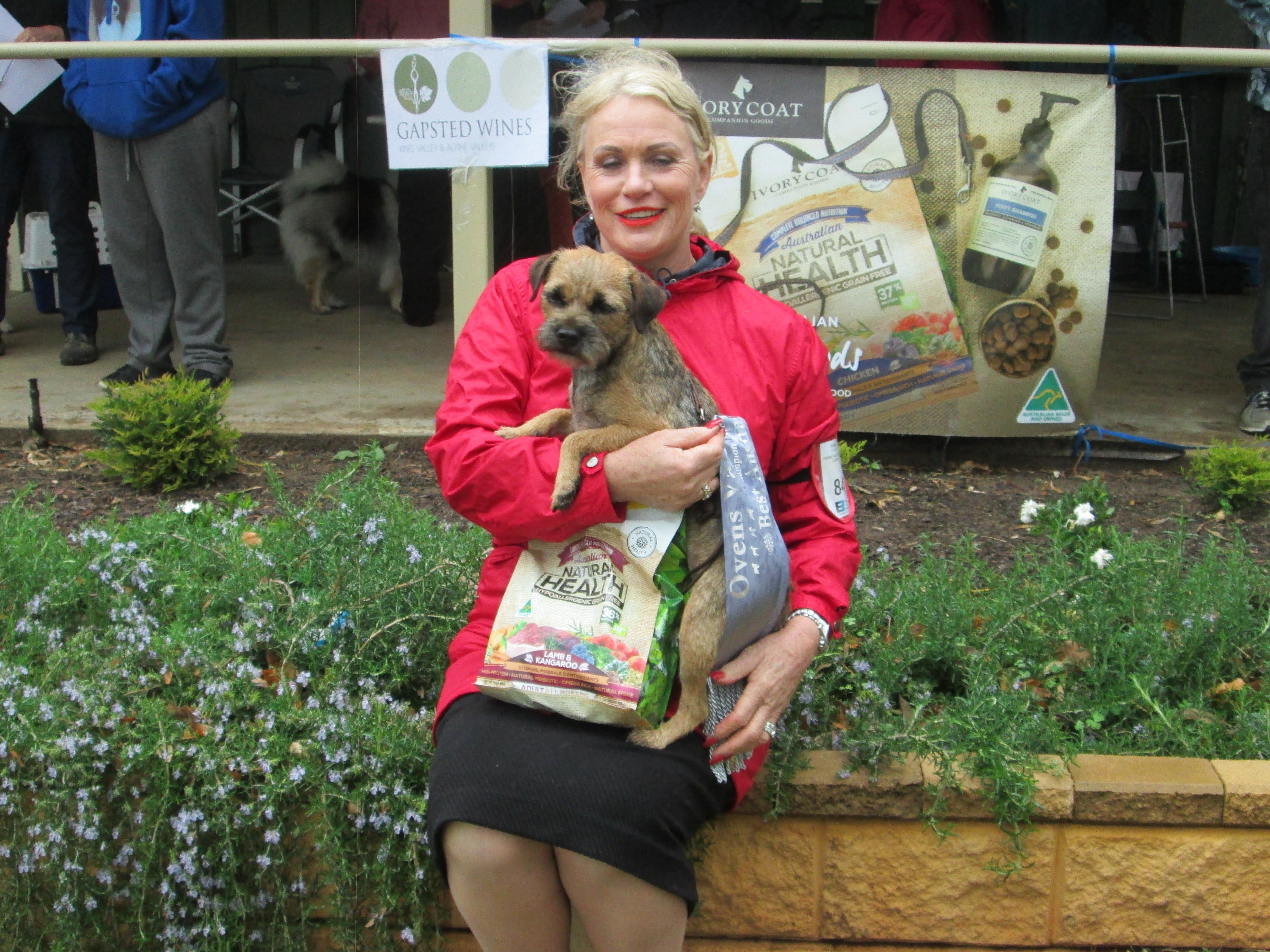 the ovens valley canine club 2020 championship dog show