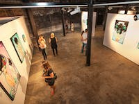 Tank 4 Gallery Space