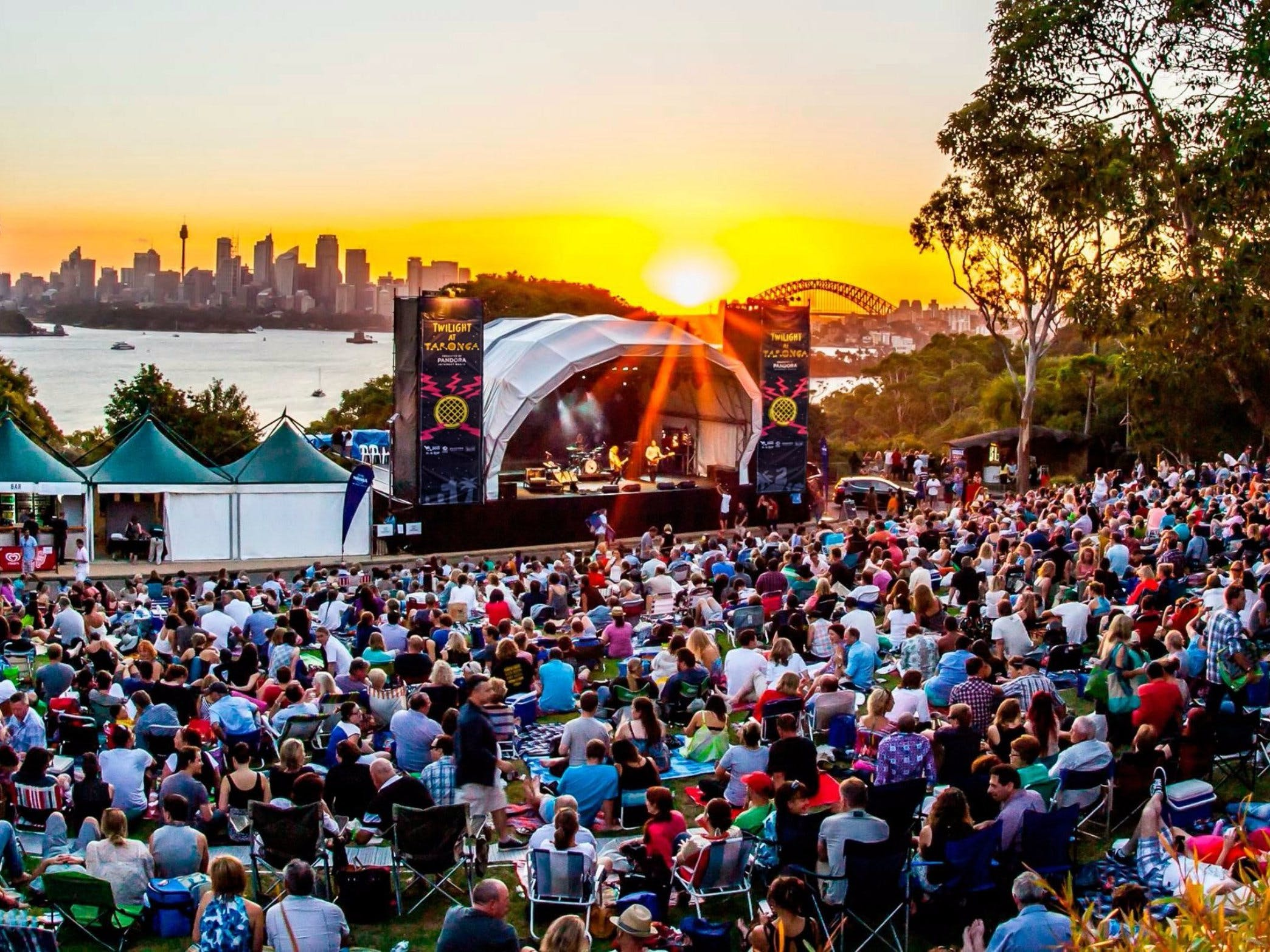 Twilight at Taronga Concert Series