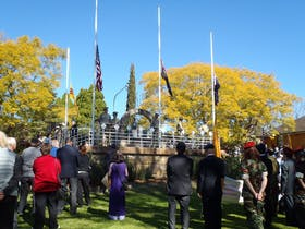 Vietnam Veterans Memorial Day Parade and Service