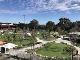Wembley Golf Course, Perth, Western Australia