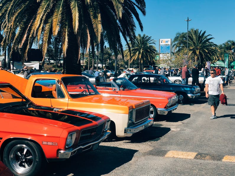 Image of the event 'American Muscle Car Show and Shine'