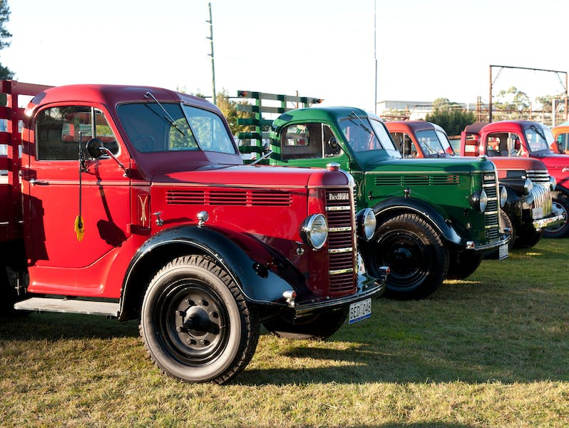 Sydney Classic and Antique Truck Show