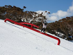 Thredbo Slopestyle