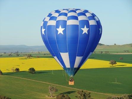 Aussie Balloontrek