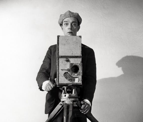 Sounds of Silent - Screening Buster Keaton's The Cameraman