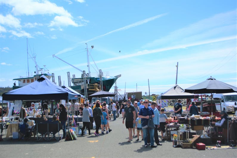 Image of the event 'Marine Rescue Ulladulla Wharf Markets'