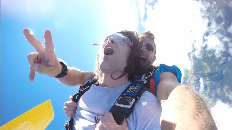 Skydive Bathurst - Skydive Oz
