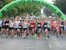 Armidale Fun Run