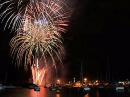 New Years Celebrations in Wollongong