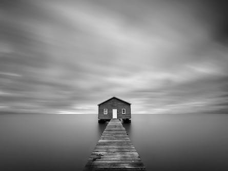 Terra Chronos, Land and Time:  An exhibition of landscape and seascape photography by Michael Blyde