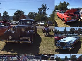 Broke Village Fair and Vintage Car Display