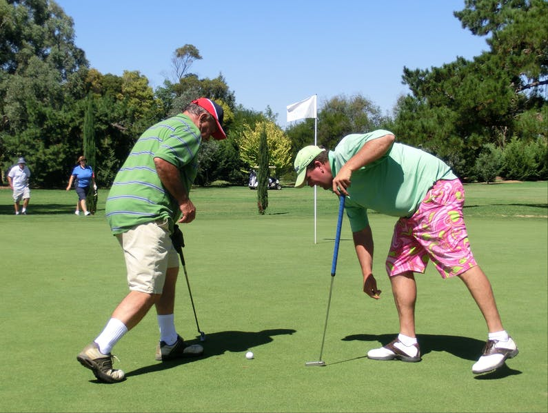 Image of the event 'Corowa Easter Golf Tournament'