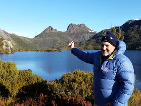 EverReady,  only too willing and exteremely able to personalise your next Tour of Tasmania!