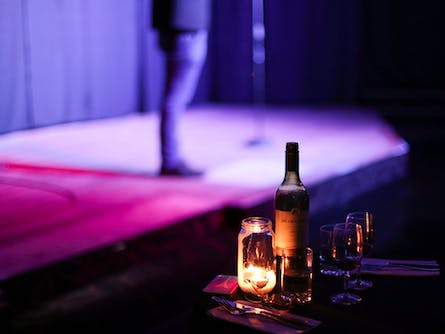 Talk and Tease - Stand up Comedy versus Burlesque