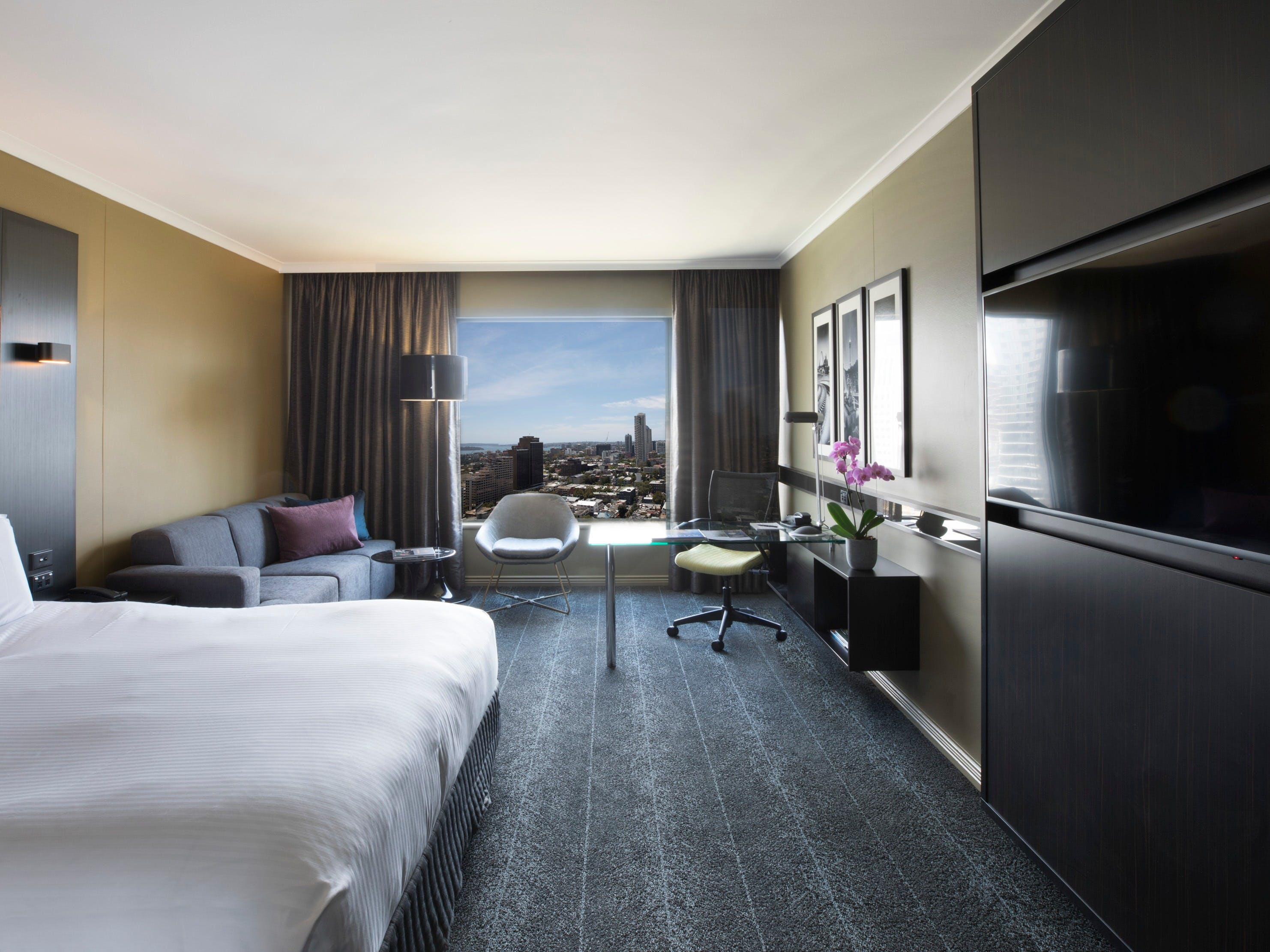 Executive East View Room