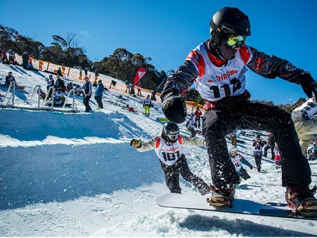 Thredbo Snow Series - Ridercross
