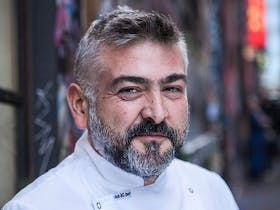Spanish Inspired Lunch with Chef Frank Camorra from Movida