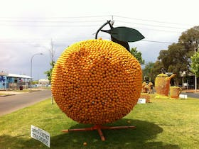 Gayndah Orange Festival - Sculpture Competiton