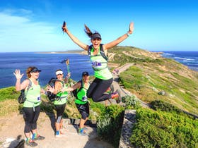 Join Melbourne Coastrek to trek with a team of four along the stunning Mornington Peninsula, raising money for The Fred Hollows Foundation. <br><br>Take the team trekking challenge and explore the