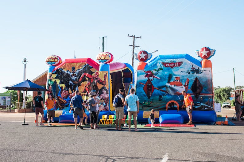 Image of the event 'Coolamon New Years Eve Street Party'
