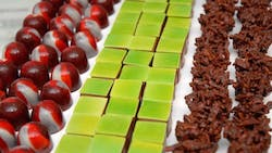 Taste hand-crafted chocolates at