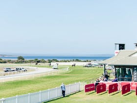Finish up your year in style at Port Lincoln Racing Club's New Year's Eve, Twilight Race Meet. Enjoy a fabulous afternoon of action packed racing, live music on the lawns