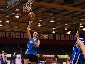 Australian Junior Country Basketball Cup