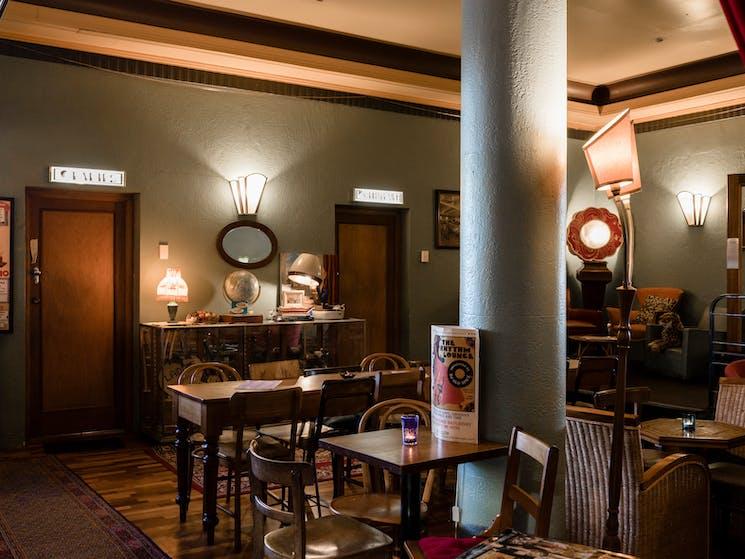 Avalon cocktail lounge