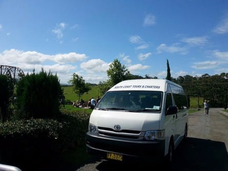 South Coast Minibus Tours