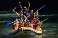 Tully and Barron River Rafting