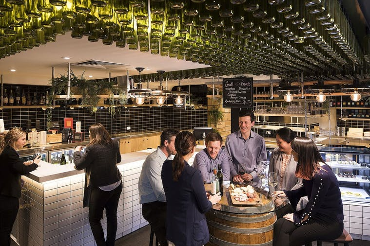 National Wine Centre of Australia Tour and Tasting Experiences