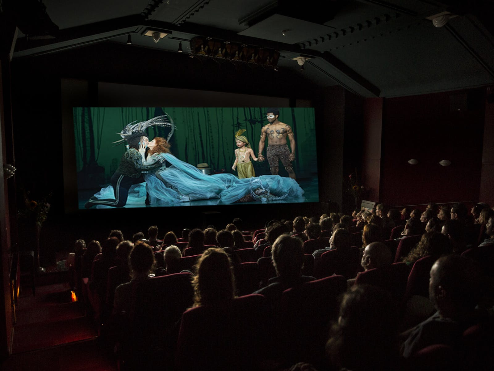 Image for A Midsummer Night's Dream in regional cinemas | Whyalla