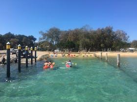 Kayaking at Amity