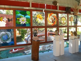 Alpha31 Art Gallery and Sculpture Garden