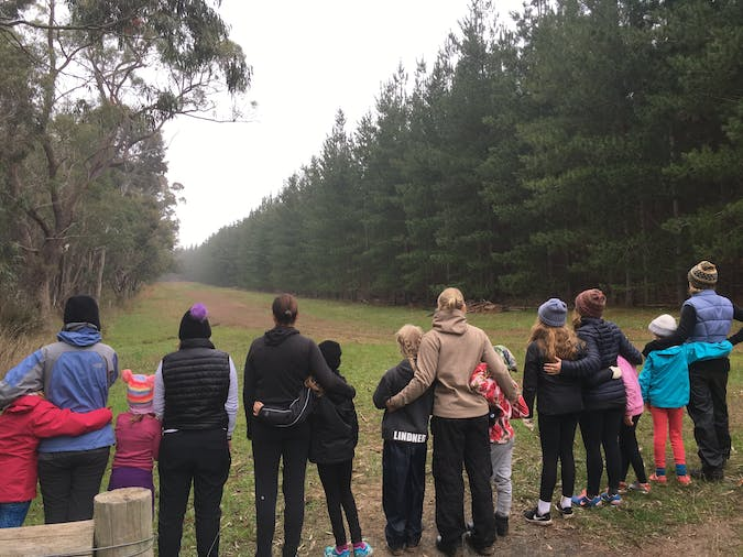 Strong Daughters  Kuitpo Forest weekend trip for mums and daughters