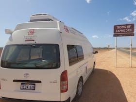 Exmouth Camper Hire, Exmouth, Western Australia