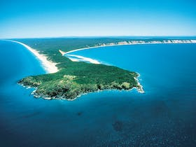 Double Island Point, Cooloola, Great Sandy National Park
