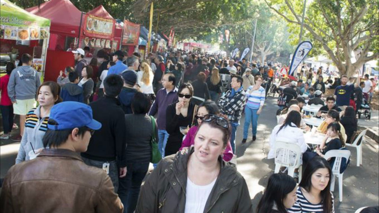 Image for Bankstown Bites Food Festival