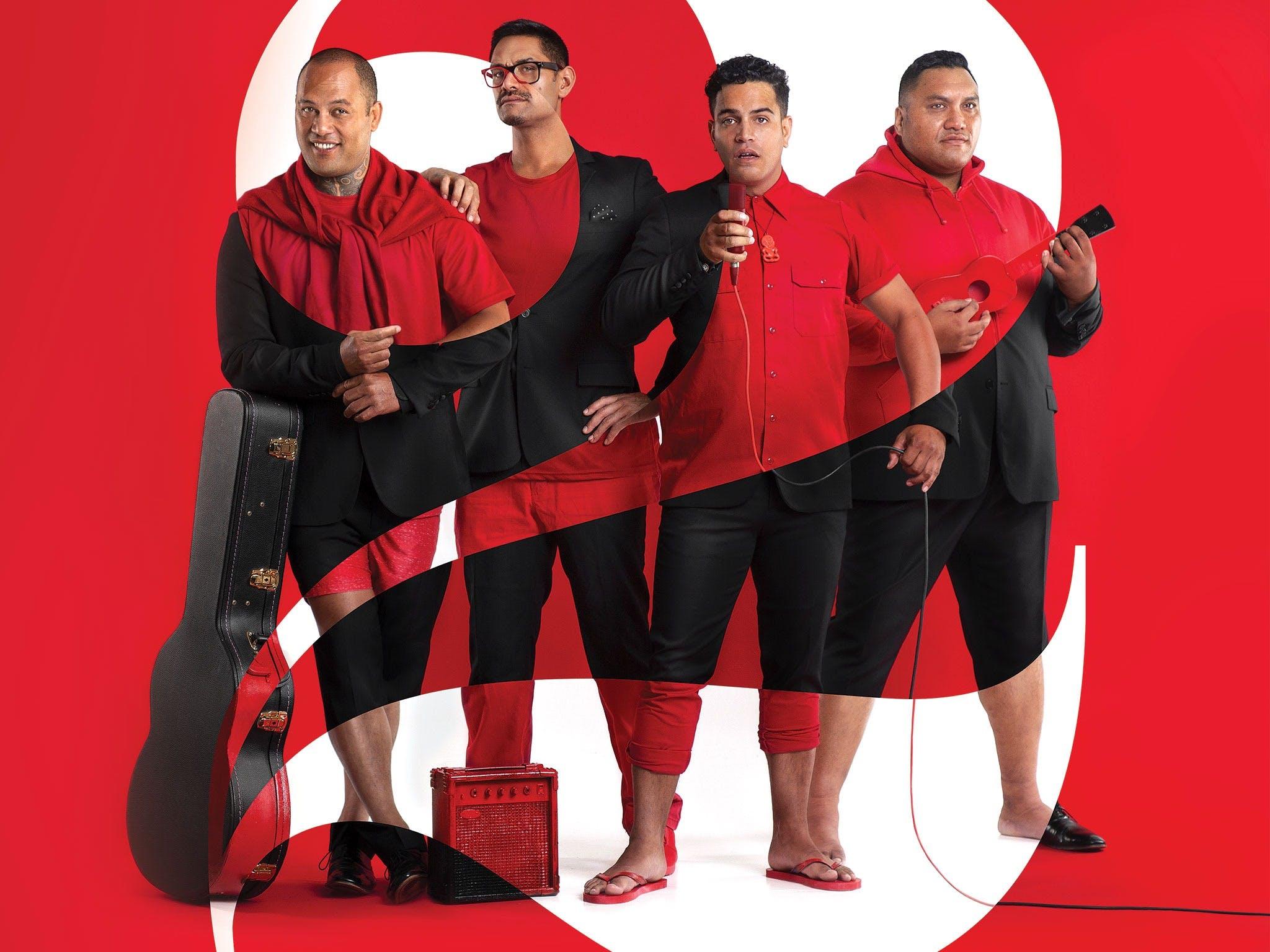 Image for Modern Maori Quartet: Two Worlds