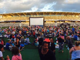 Cinema Under the Stars Gosford