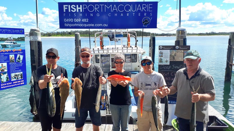 Fish Port Macquarie - Fishing Charters