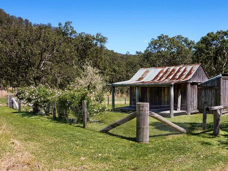 Youdales Hut and Stockyards Historic Site